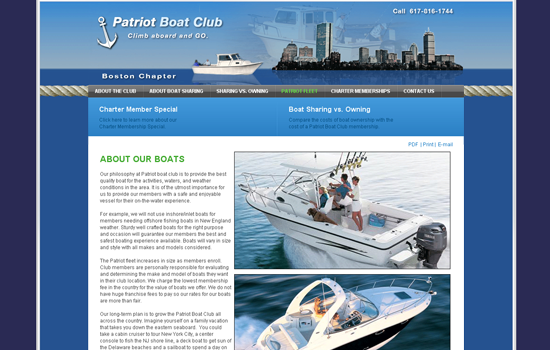 Patriot Boat Clubs